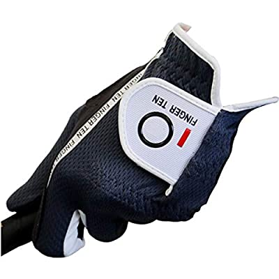 leather free golf gloves
