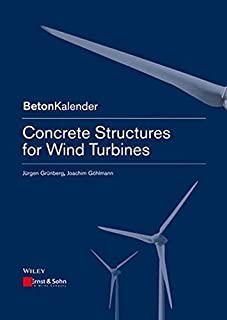 Concrete Structures for Wind Turbines by J?rgen Gr?nberg (2013-11-18)