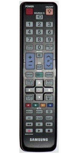 Samsung BN59–01040A Ersatz-Fernbedienung für TV, Schwarz