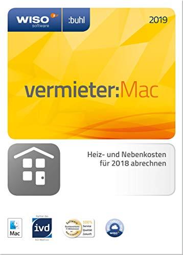 WISO Vermieter: Mac 2019 - Miet-Nebenkosten auf dem Mac abrechnen (frustfreie Verpackung)
