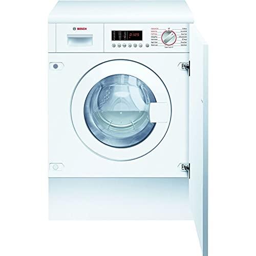 Bosch WKD28542GB Serie 6 7kg Wash 4kg Dry Integrated Washer Dryer