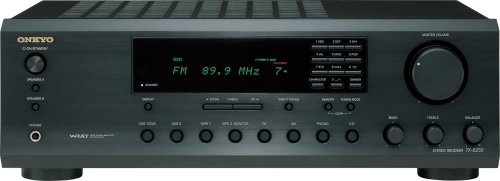 Onkyo TX-8255 Stereo Receiver (Discontinued by Manufacturer)