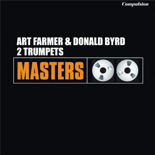 Art Farmer, Donald Byrd