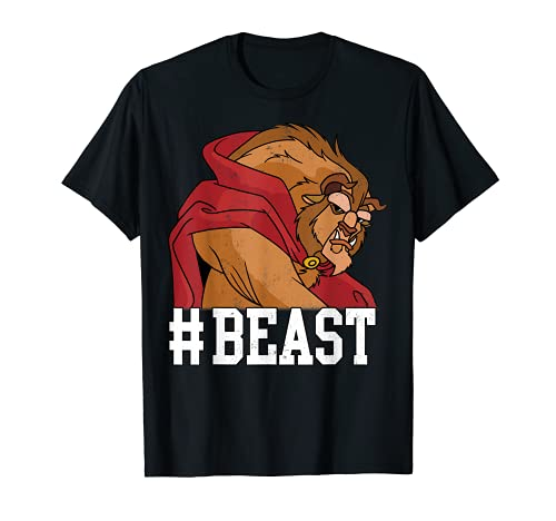 Disney Beauty & The Beast #BEAST Game Face Graphic...
