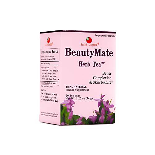 Health King Beauty Mate Herb Tea 20 Tea Bags