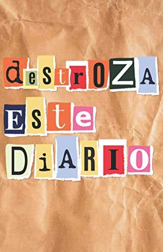 Destroza Este Diario: Otra forma de disfrutar de los cuadernos
