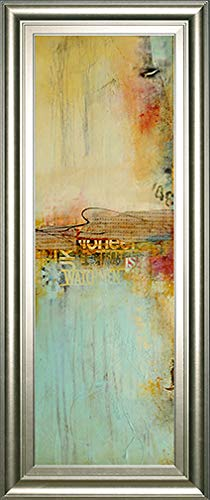 Classy Art Eastside Story II by Erin Ashley Framed Print Wall Art, Tan/Beige
