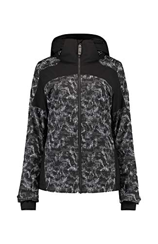 O'Neill Damen Wavelite Jacket Snow, Black Out, S