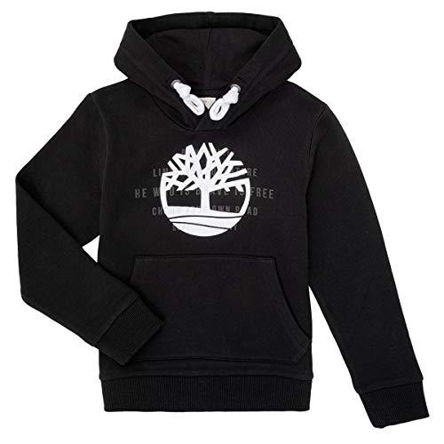 Timberland T25r40 Sweatshirts Und Fleecejacken Jungen Schwarz - 5 Jahre - Sweatshirts Sweater