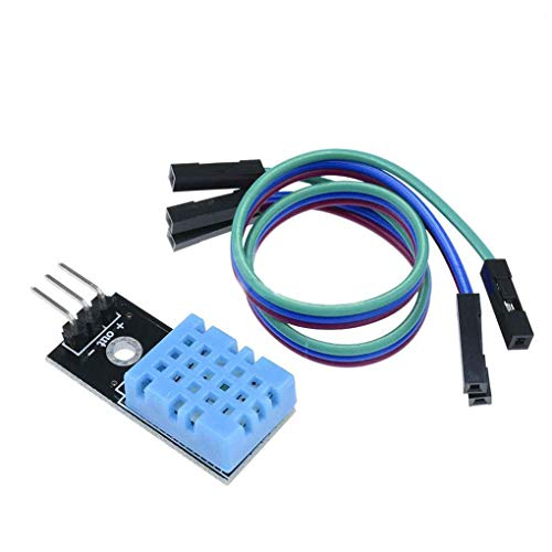 Junecat 3.3V-5V DHT11 Digital Temperatur und relativer Feuchte-Sensor-Modul Ersatz für Arduino