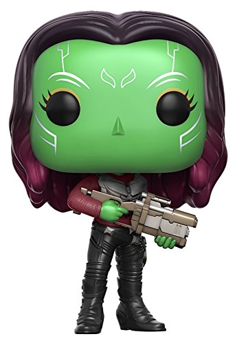 Funko - Gamora figura de vinilo, colección de POP, seria Guardians of the Galaxy 2 (12789)