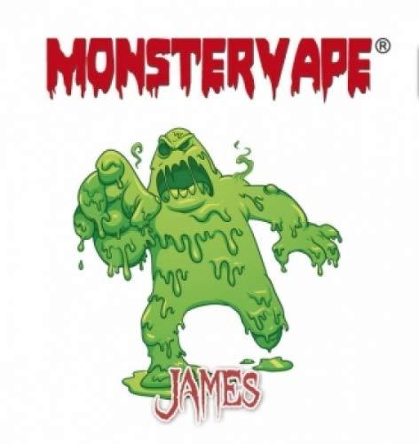 MonsterVape James Aroma 10ml Nikotinfrei
