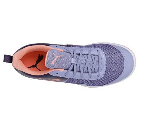 Puma Damen Rise XT 4 WN's Handballschuhe, Violett (Sweet Lavender-Bright Peach-Indigo White 2), 36 EU
