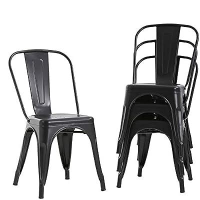 Amazon Com Farmhouse Dining Chairs