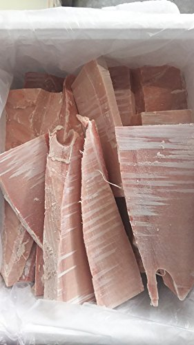 冷凍 生 マグロ ( キハダ 鮪 ) 10kg 業務用 血合皮なし 赤身 お得