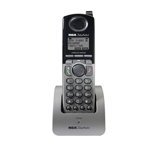 RCA U1200 DECT 6.0 4-Line Cordless Handset Accessory for RCA Unison U1000 Base Station (Handset Does Not Work Independently)'