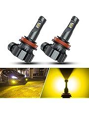 SEALIGHT フォグランプ LED バルブ フォグ車検対応 12V 1500LM CSPチップ搭載 50000時間以上寿命 2年保証 (2個入り )