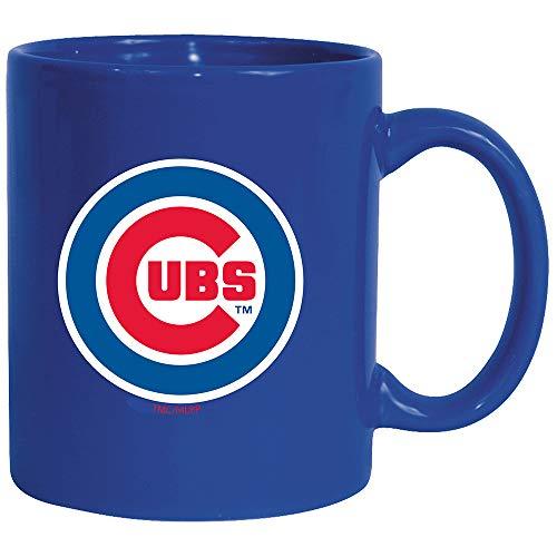 The Memory Company MLB Team Coffee Mug Chicago Cubs, Team Color, One Size