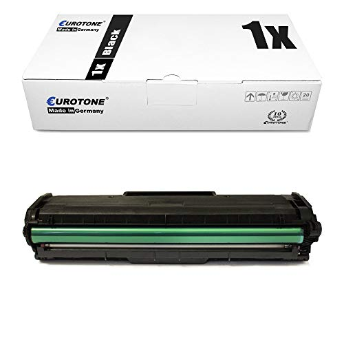 1x Eurotone Toner Cartridge for Dell B 1160 1163 1165 w nfw replaces 593-11108 HF44N