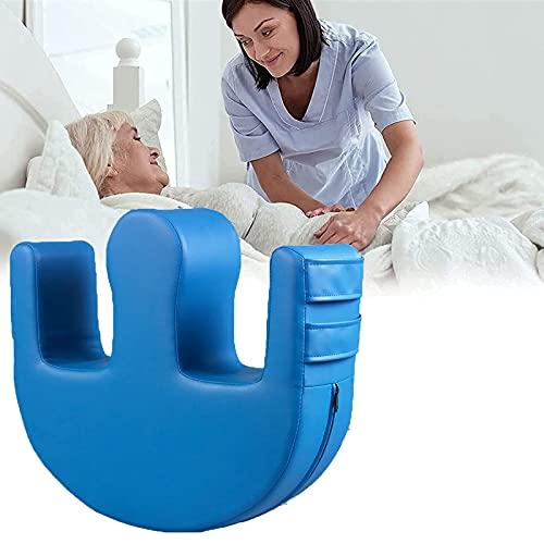 SXFYGYQ Dispositivo Giratorio para Pacientes Dispositivo Giratorio Multifuncional,Dispositivo de Giro para Pacientes con Reposo en Cama Anti-decúbito de Cuero PU