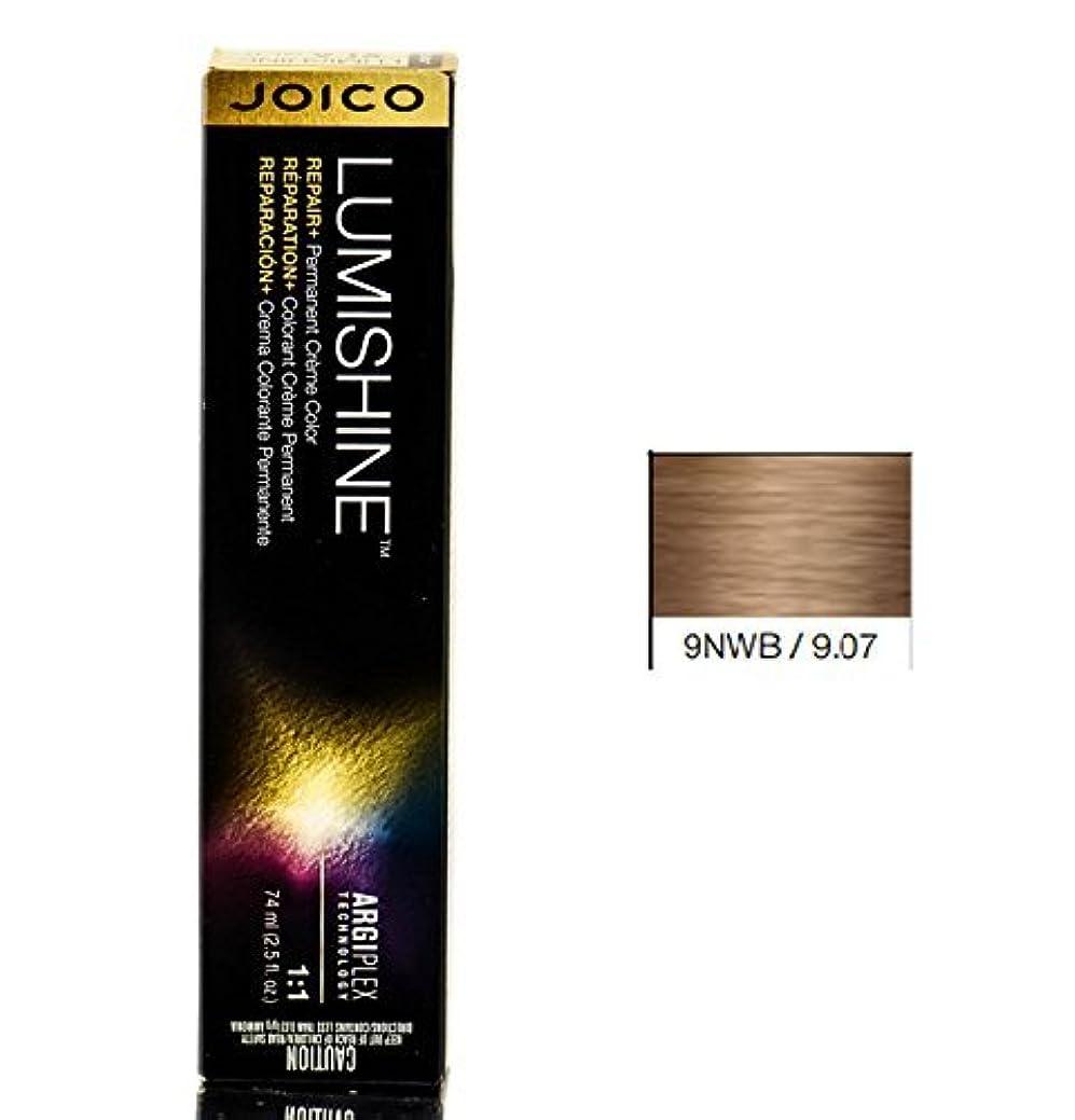 ナット荒野あいまいなJoico Lumishine永久クリーム色9nwb / 9.07、 2.5オンス