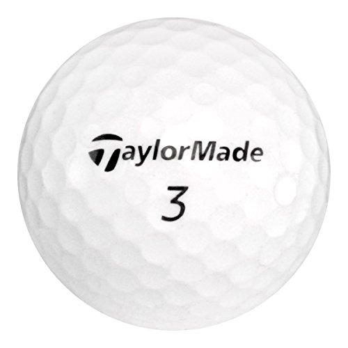 TaylorMade Mix-Near Mint AAAA Grade-Recycled Used Golf BALLS-50 Pack