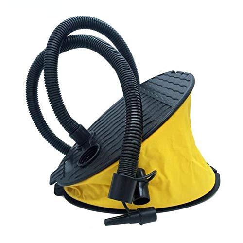 Lvhan Fußpumpe - 3L Luftpumpe,Inflator Fußluftpumpe für Camping Ballon Schlafen Luftbett