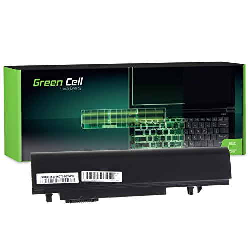 Green Cell Standard Serie X411C Laptop Akku fur Dell Studio XPS 1640 1645 1647 6 Zellen 4400mAh 111V Schwarz