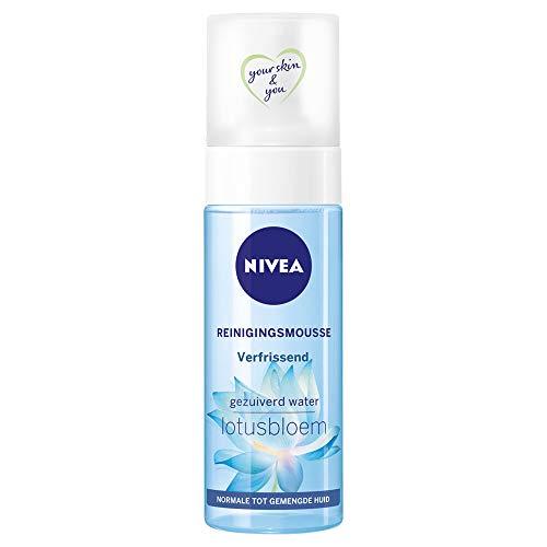 Nivea Refreshing Cleansing Mousse, 150 g