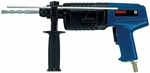 Bohrhammer Pneumatik mit Schutzhülle und Tiefenanschlag