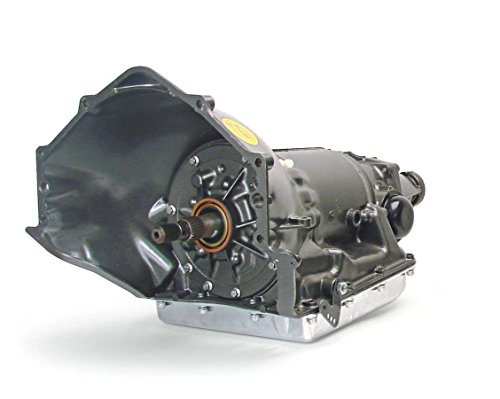 TCI 311000 TH350 StreetFighter Transmission for Chevrolet 4.3 and V8 Engines w/ 6 in Shaft