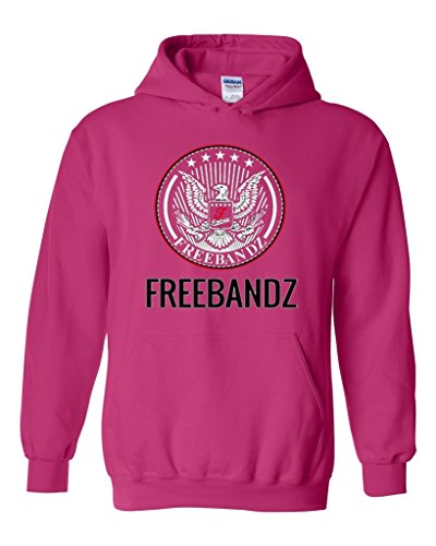 Artix freebandz–mejor venta música serie unisex sudadera con capucha sudadera