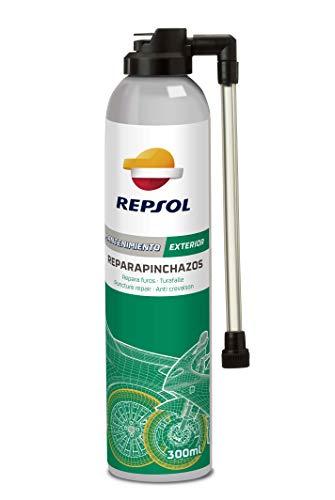 Repsol RP708D99 Repara Pinchazos Spray, 300 ml