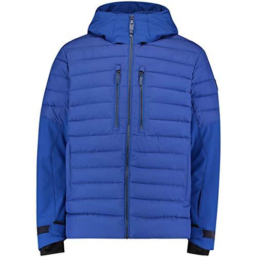 O'NEILL PM Igneous Jacket Chaqueta Hombre con Capucha, Surf Blue, XL