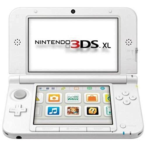 Nintendo 3DS XL - Rosa / Bianco