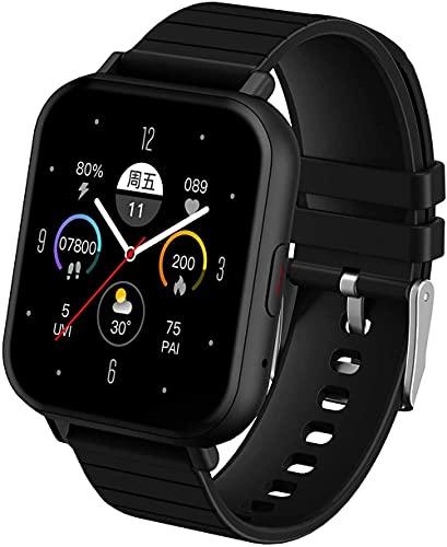 Rastreador Reloj Monitor de Ritmo Cardíaco Actividad Rastreador de Llamada Bluetooth Múltiples Modos Deportivos