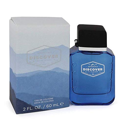 Aeropostale Discover Agua De Colonia by Aeropostale Eau De Cologne Spray 2 oz / 60 ml (Men)