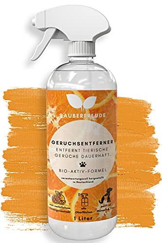 Sauberfreude -   Geruchsentferner -
