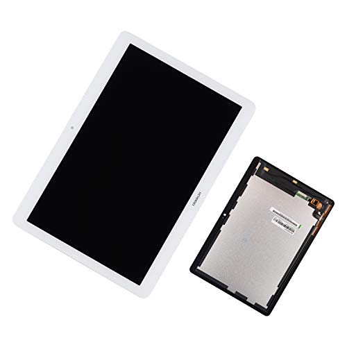 Duotipa Display LCD compatibile con Huawei MediaPad M3 8.4 BTV-DL09 BTV-W09 LCD Display Digitizer Display di ricambio Assembly + strumenti (bianco)