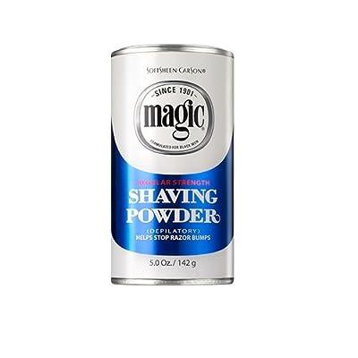 Magic Shave 142 g Regular Strength Shaving Powder from Soft Sheen Carson