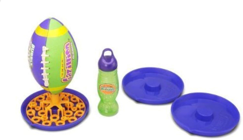 Funrise Distribution Company Gazillion Bubble Football (Farbes May Vary) by Funrise Distribution Company
