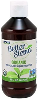 Stevia Extract Organic Now Foods 8 oz Liquid