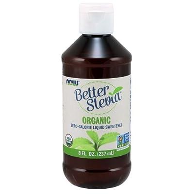 stevia glycerite liquid organic