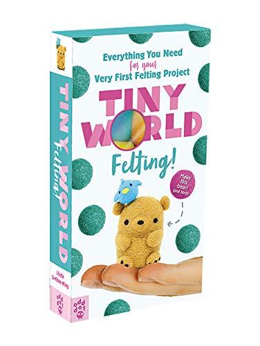 Tiny World: Felting!