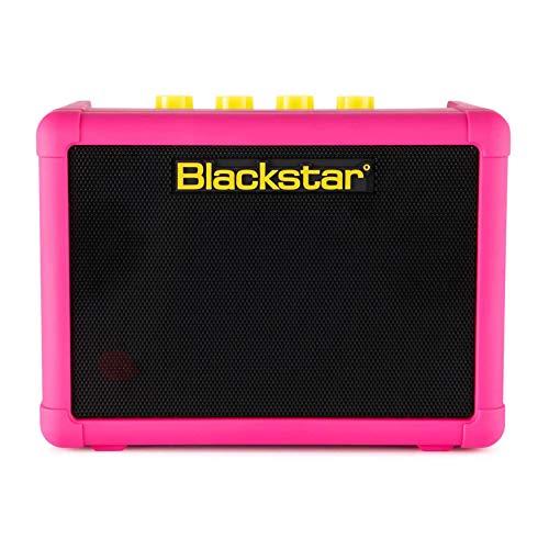 Blackstar FLY3 Neon Pink Special Edition - Mini amplificador a pilas para...