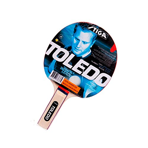 Best Buy! STIGA Cosco Toledo Table Tennis Racket