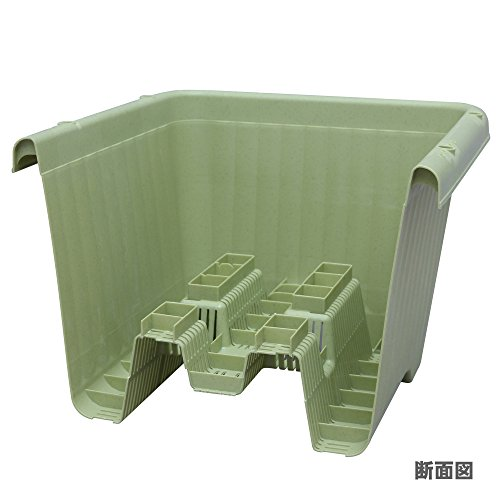 IRISOHYAMA(アイリスオーヤマ)『エアーベジタブルプランター530ベジタブルグリーン』