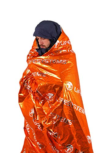 Lifesystems Thermal Bag Mixte, Orange, Taille Unique