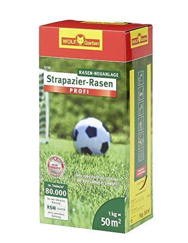 WOLF-Garten - Strapazier-Rasen LJ 50; 3821030