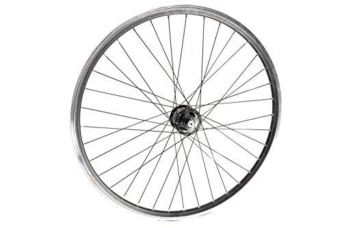 "28\"" Zoll Vorderrad Shimano Deore XT Nabendynamo Fahrrad Felge Laufrad Geöst"